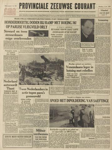 Provinciale Zeeuwse Courant 1962-06-04