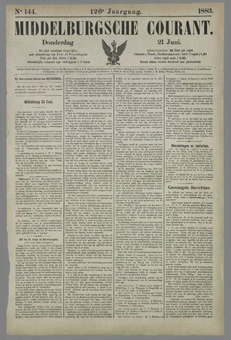 Middelburgsche Courant 1883-06-21