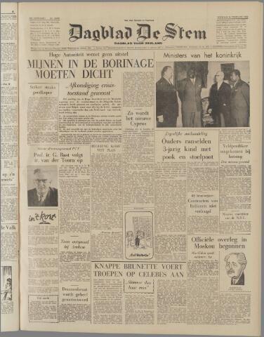 de Stem 1959-02-24