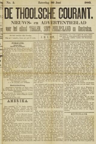 Ierseksche en Thoolsche Courant 1883-06-30