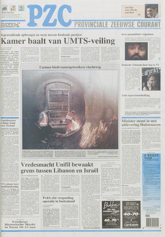 Provinciale Zeeuwse Courant 2000-07-25