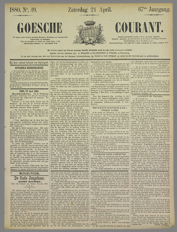 Goessche Courant 1880-04-24