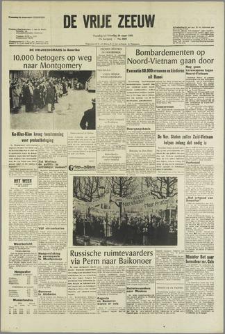 de Vrije Zeeuw 1965-03-22