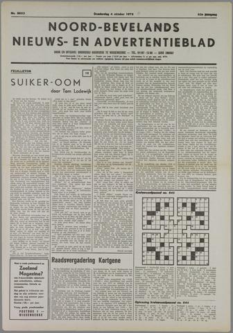 Noord-Bevelands Nieuws- en advertentieblad 1979-10-04