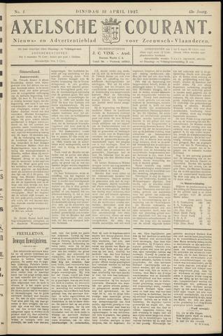 Axelsche Courant 1927-04-12