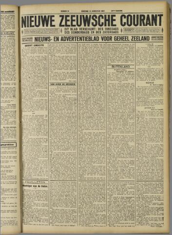Nieuwe Zeeuwsche Courant 1927-08-16