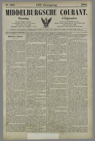 Middelburgsche Courant 1882-09-04
