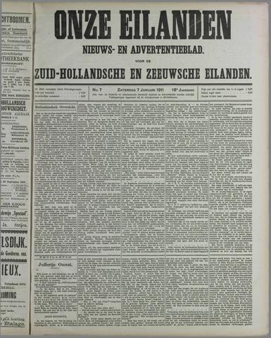 Onze Eilanden 1911