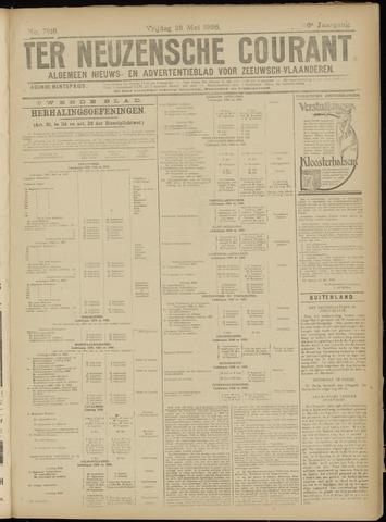 Ter Neuzensche Courant. Algemeen Nieuws- en Advertentieblad voor Zeeuwsch-Vlaanderen / Neuzensche Courant ... (idem) / (Algemeen) nieuws en advertentieblad voor Zeeuwsch-Vlaanderen 1926-05-28