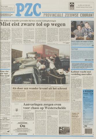Provinciale Zeeuwse Courant 1997-01-25