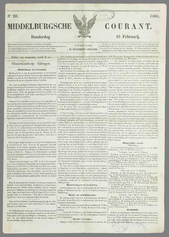 Middelburgsche Courant 1860-02-16