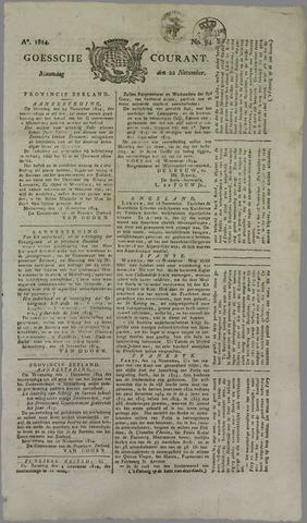 Goessche Courant 1824-11-22