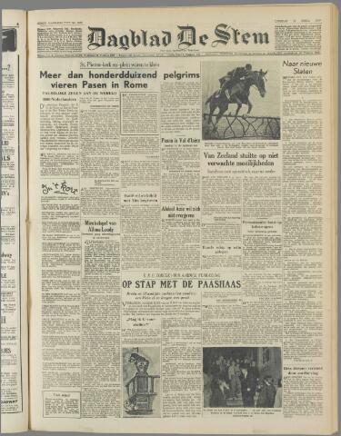 de Stem 1950-04-11