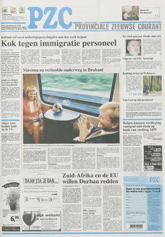 Provinciale Zeeuwse Courant 2001-09-05
