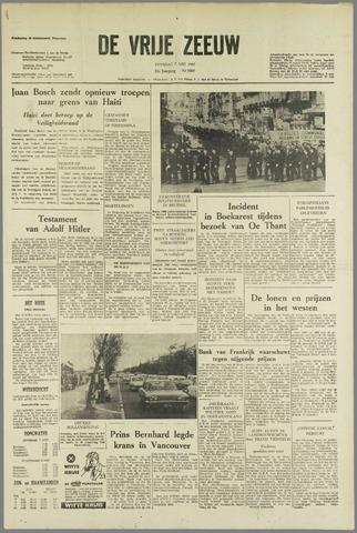 de Vrije Zeeuw 1963-05-07