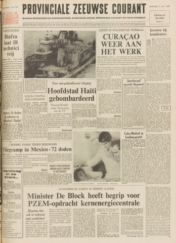 Provinciale Zeeuwse Courant 1969-06-05