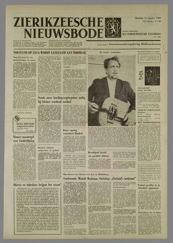 Zierikzeesche Nieuwsbode 1965-10-11