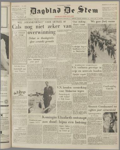 de Stem 1960-10-26