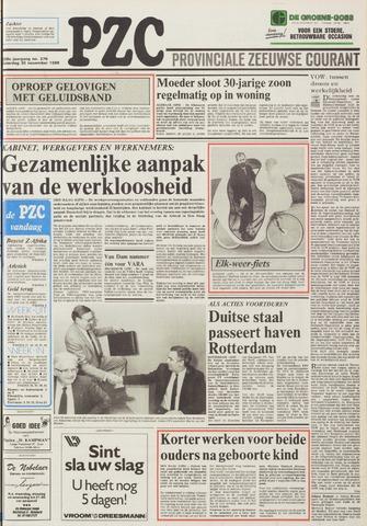 Provinciale Zeeuwse Courant 1985-11-30