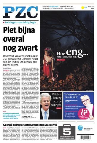 Provinciale Zeeuwse Courant 2015-10-31