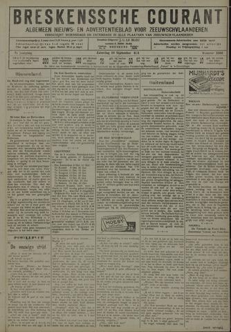 Breskensche Courant 1928-09-29