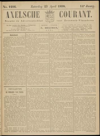 Axelsche Courant 1898-04-23