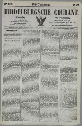 Middelburgsche Courant 1879-12-22