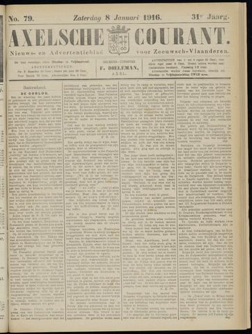 Axelsche Courant 1916-01-08