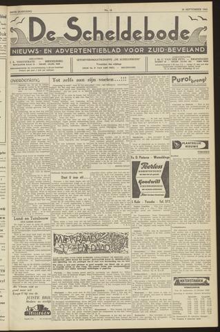 Scheldebode 1962-09-28