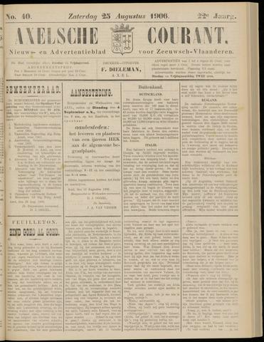 Axelsche Courant 1906-08-25