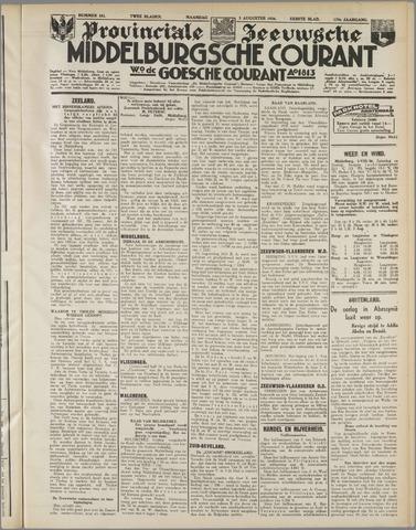 Middelburgsche Courant 1936-08-03