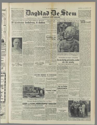 de Stem 1950-08-14