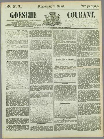 Goessche Courant 1893-03-09