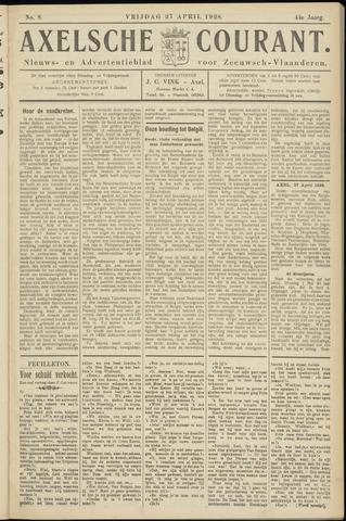Axelsche Courant 1928-04-27
