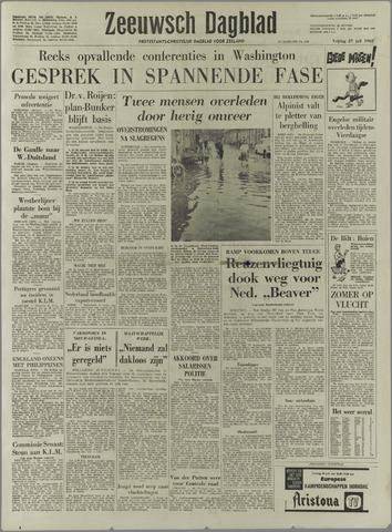 Zeeuwsch Dagblad 1962-07-27