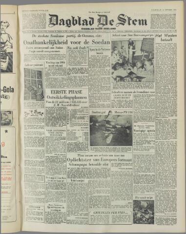de Stem 1951-10-12
