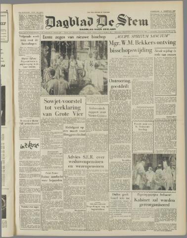 de Stem 1957-02-13