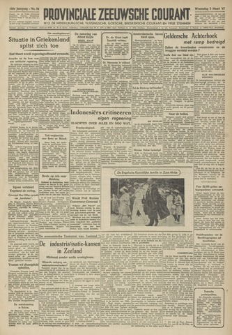 Provinciale Zeeuwse Courant 1947-03-05