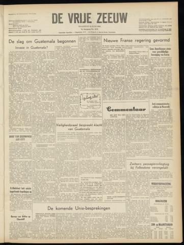 de Vrije Zeeuw 1954-06-21