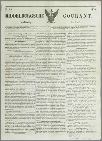 Middelburgsche Courant 1859-04-21