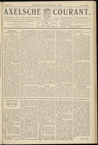 Axelsche Courant 1929-01-29