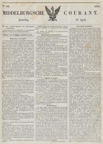 Middelburgsche Courant 1866-04-21