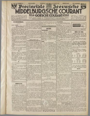 Middelburgsche Courant 1933-03-29