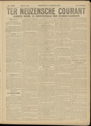 Ter Neuzensche Courant. Algemeen Nieuws- en Advertentieblad voor Zeeuwsch-Vlaanderen / Neuzensche Courant ... (idem) / (Algemeen) nieuws en advertentieblad voor Zeeuwsch-Vlaanderen 1938-01-05
