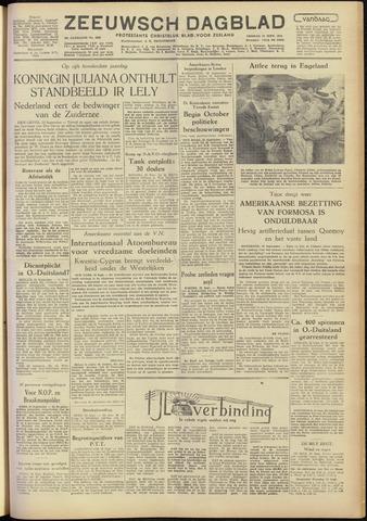 Zeeuwsch Dagblad 1954-09-24