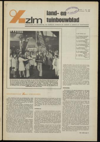 Zeeuwsch landbouwblad ... ZLM land- en tuinbouwblad 1975-07-04