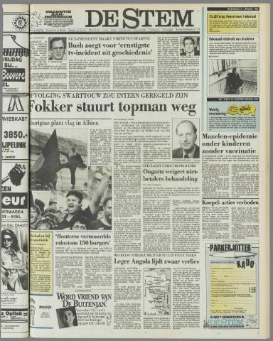 de Stem 1988-01-27