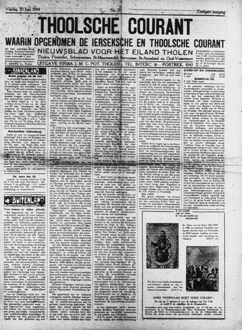 Ierseksche en Thoolsche Courant 1944-06-30