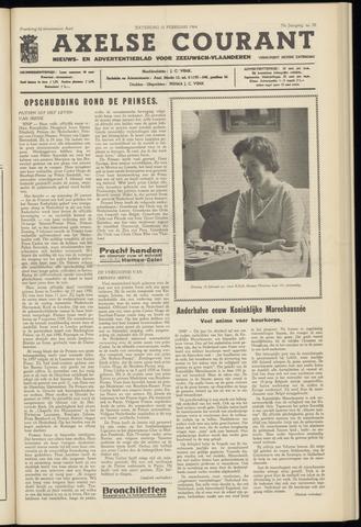 Axelsche Courant 1964-02-15