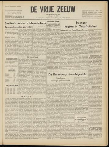 de Vrije Zeeuw 1953-06-20